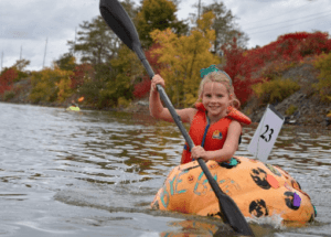 Pumpkin Regatta, Windsor, NS