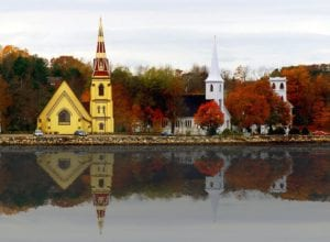 Mahone Bay, Nova Scotia Lunenburg county