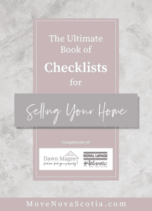 Dawn Magee's Sellers book of checklists
